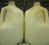 non homogenized milk